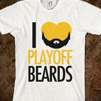 Bruins Playoff Beards - ToxicAmour - Player Apparel