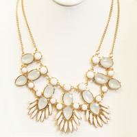 Ivory Paloma Necklace