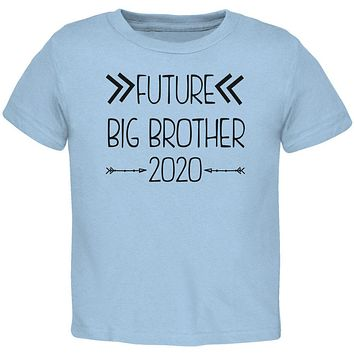 Future Big Brother Arrows 2020 Toddler T Shirt
