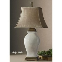 Rory Ivory Table Lamp By Uttermost
