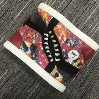 Christian Louboutin Cl Louis Orlato Multi Color Sneakers Reference 1 - Best Online Sale