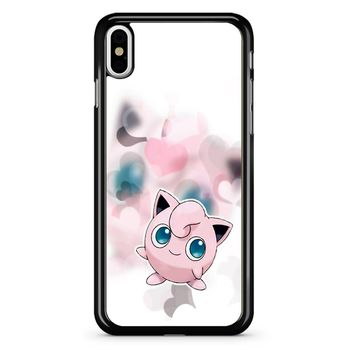 Pokemon Jigglypuff iPhone X Case