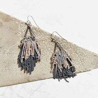 Pixie Fringe Drop Earring