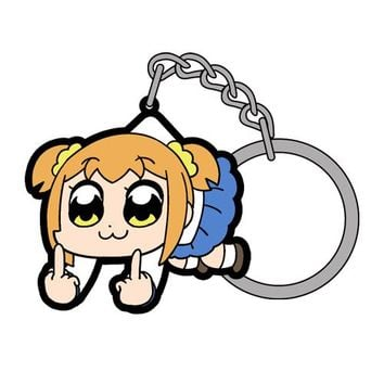 Pop Team Epic - Keychains (Pre-order)