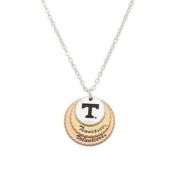 Tennessee Coin Necklace GO VOLS