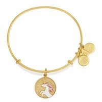 Unicorn Charm Bangle