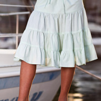 Custom Rayon & Cotton Skirts for Women - Island Importer