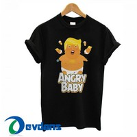 Angry Baby T Shirt Women And Men Size S To 3XL | Angry Baby T Shirt