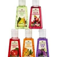 Fresh Picked Favorites 5-Pack PocketBac Sanitizers   - Anti-Bacterial - Bath & Body Works