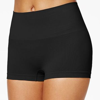 SPANX Women's Everyday Shaping Panties Boyshort SS0915 Women - Shapewear - Macy's