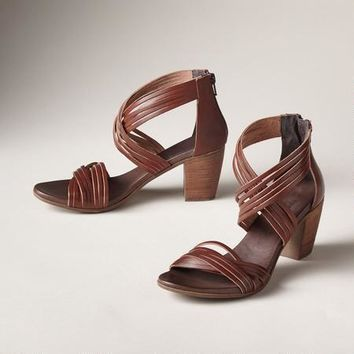 Artist's Muse Sandals