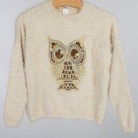 Freeway Owl Sweater