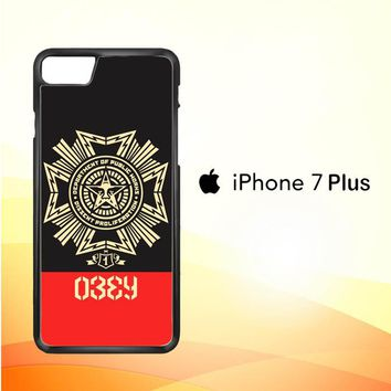 Obey Clothing O0726 iPhone 7 Plus Case