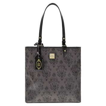 Disney Dooney & Bourke The Haunted Mansion Tote Bag New with Tags