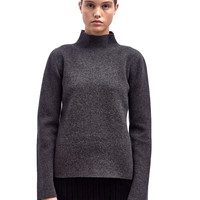 Calvin Klein Collection Paige Knit High Neck Sweater