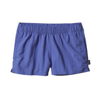 "Patagonia Women's Barely Baggies 2.5"" Shorts- Violet Blue"