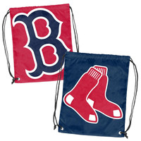 Boston Red Sox MLB Doubleheader Reversible Backsack