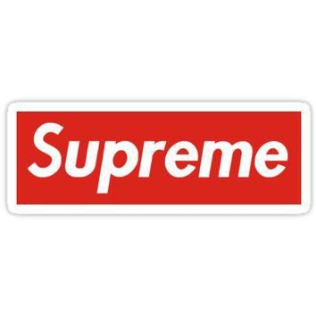 ¡®supreme streetwear¡¯ Sticker by welassasihhs