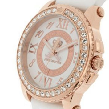Juicy Couture White Watch at asos.com