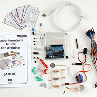 Experimentation Kit for Arduino Uno