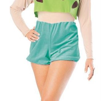 Flintstones Pebbles costume for Women 2017