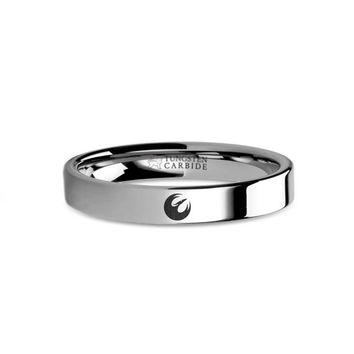 Star Wars Rebels Phoenix Cell Squadron Symbol Tungsten Ring