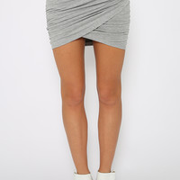 Party Central Skirt - Grey