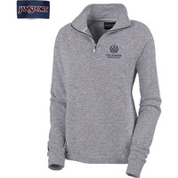 Villanova University Women's 1/4 Zip Chelsea Fleece Pullover | Villanova University