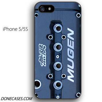 Honda Mugen Cover Engine iPhone 5 / 5S Case