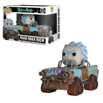 POP! Animation: Rick and Morty Mad Max Rick