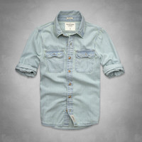 Bradley Pond Denim Shirt