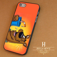 Funny Scooby Doo Drinking iPhone 4 5 5c 6 Plus Case | Samsung Galaxy S3 S4 S5 Note 3 4 Case | iPod 4 5 Case | HtC One M7 M8