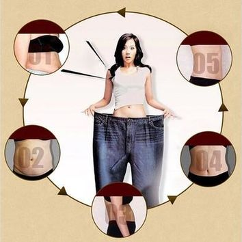 10X STRONGEST Weight Loss Slimming Diets Slim Patch Pads Detox Adhesive Sheet  (Size: One Size) [9305779015]