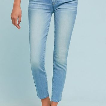 Paige Verdugo Low-Rise Skinny Ankle Jeans