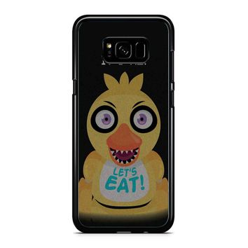 Five Nights At Freddy S Bonnies Samsung Galaxy S8 Plus Case