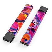 Skin Decal Kit for the Pax JUUL - Blurred Abstract Flow V9