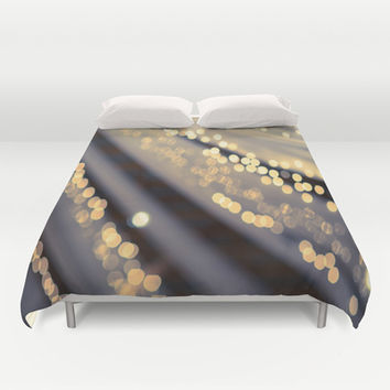 Second Star to the Right Duvet Cover by The Dreamery   Society6