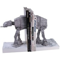 Star Wars The Empire Strikes Back AT-AT Bookends - Gentle Giant - Star Wars - Statues at Entertainment Earth