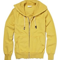 Band of Outsiders Zip Up Hooded Top | MR PORTER