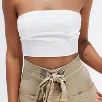 Bambi Crop (White)