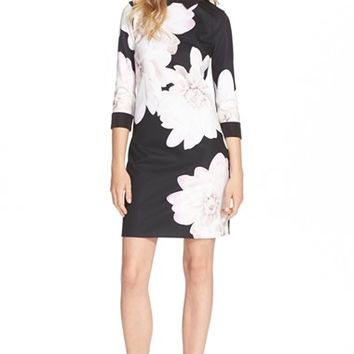Women's Ted Baker London 'Kida' Floral Print Dress,