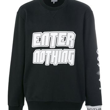 Enter Nothing Sweatshirt by Lanvin