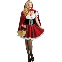 halloween costumes for women sexy cosplay little red riding hood