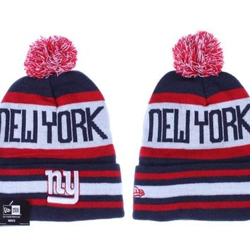 New York Giants Beanies New Era MLB Baseball Hat
