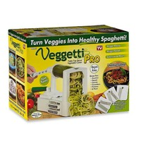 Veggetti® Pro Tabletop Spiral Vegetable Cutter