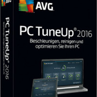AVG PC TuneUp 2016 Crack & Serial Key is Here!