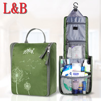 Unisex multifunction portable toiletry bag - FREE SHIPPING