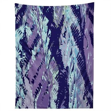 Rosie Brown Amethyst Ferns Tapestry