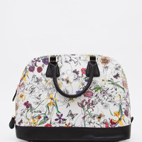 Floral Chic Tote