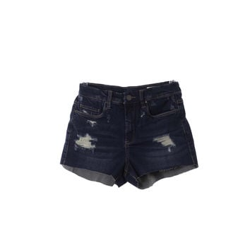 Blank NYC Womens Pipe Dream Distressed Jean Shorts - FINAL SALE